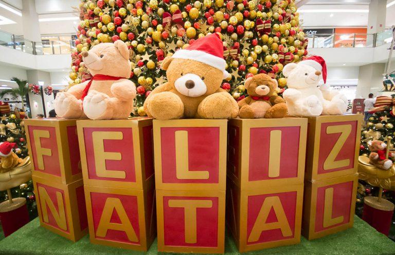 """Últimos dias para conferir o """"Natal dos Desejos"""" do Shopping Patteo Olinda"""