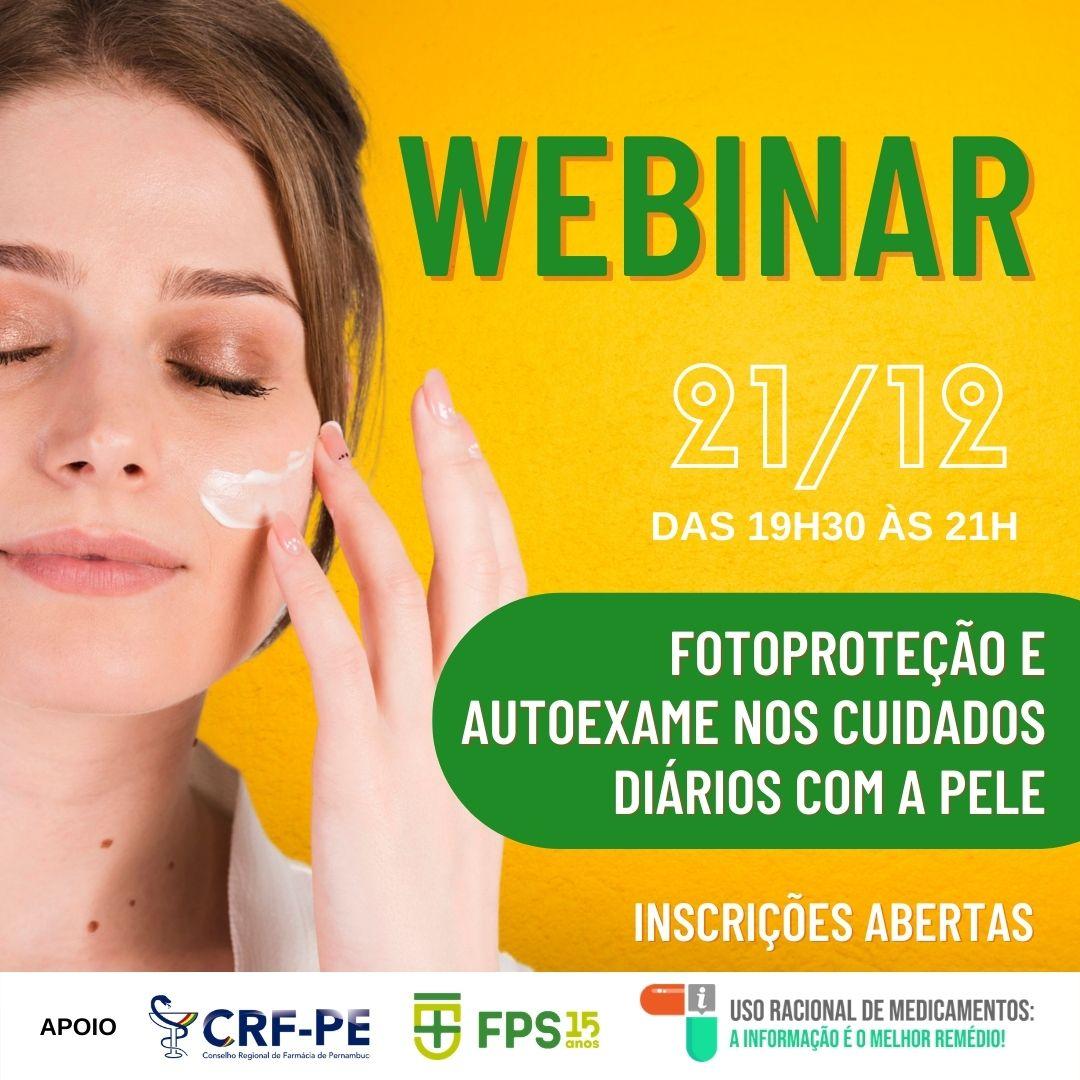 Evento gratuito discute a fotoproteção e cuidados com a pele