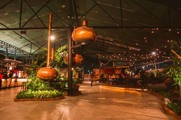 Terraço Carvalheira inaugurou nesta sexta-feira (15)