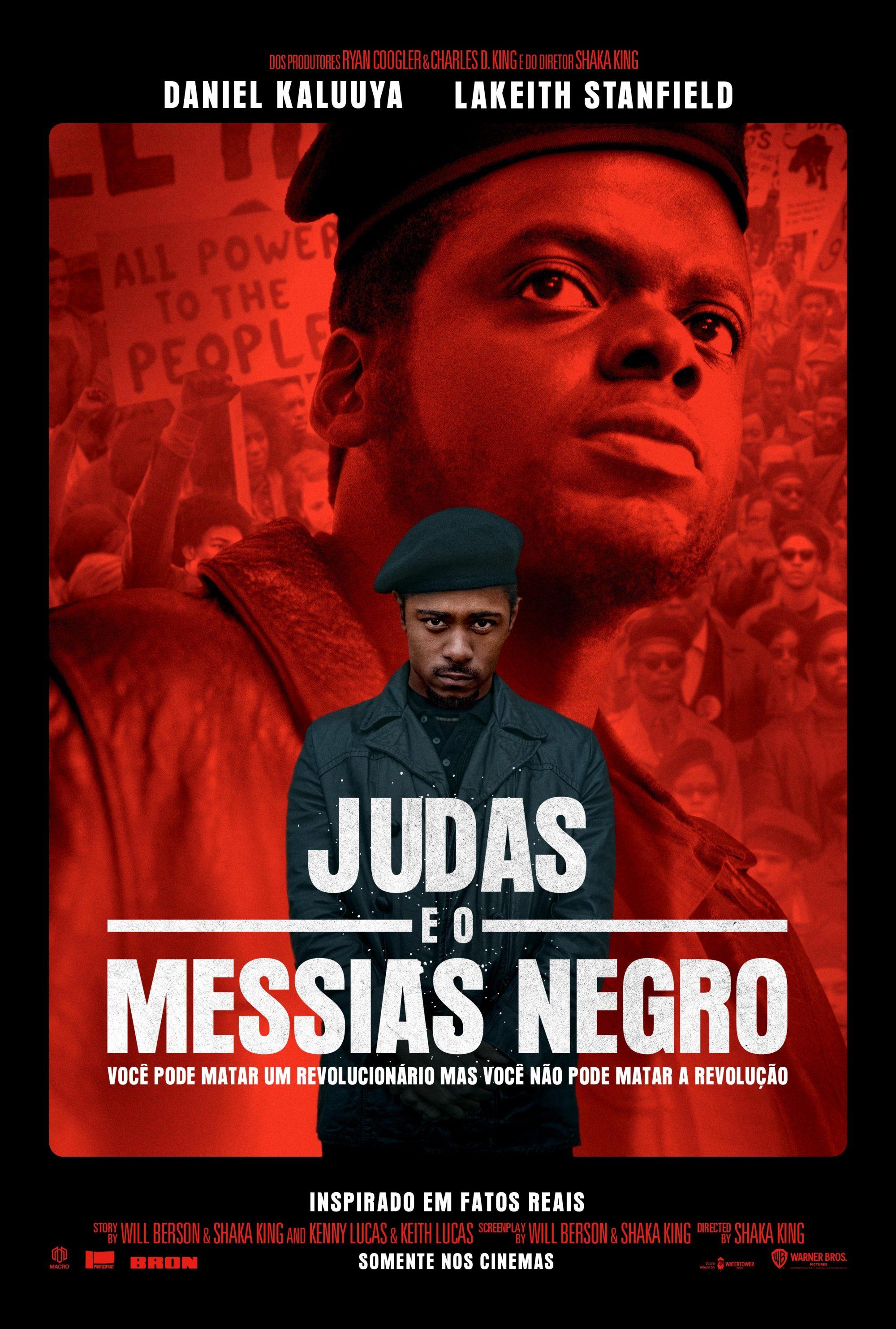 Judas e O Messias Negro ganha data de estreia nos cinemas brasileiros