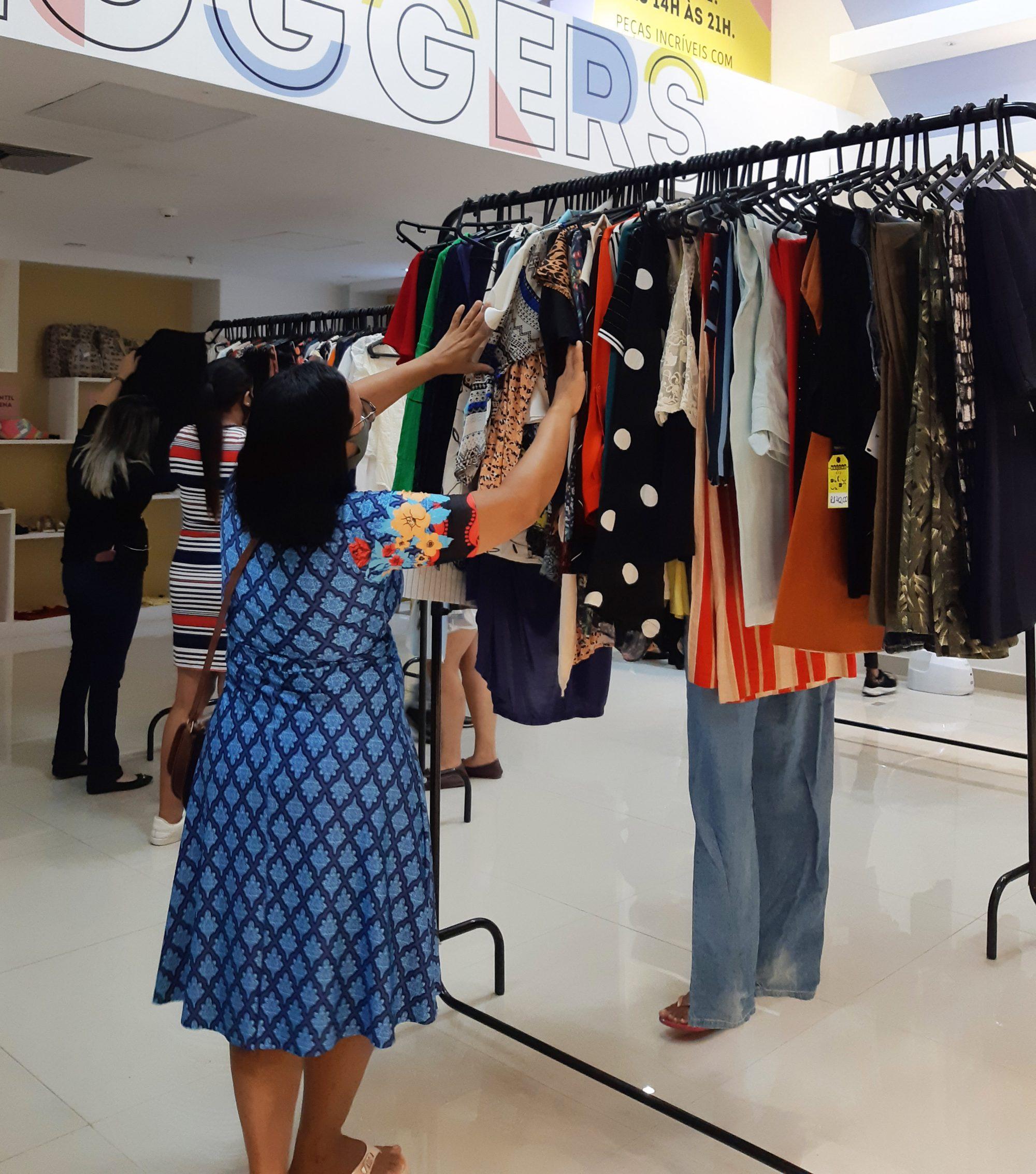 Shopping Patteo Olinda promove nova edição do Brechó dos Bloggers