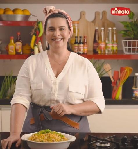 Chef Anna Corinna lança série para compartilhar receitas clássicas de fim de semana