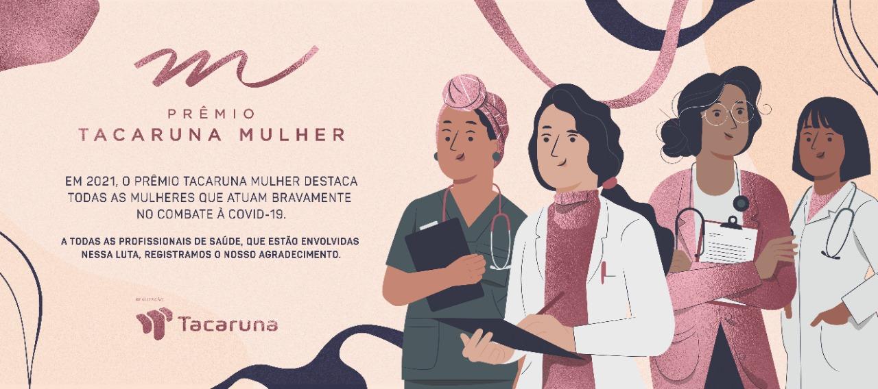Prêmio Tacaruna Mulher realiza 21ª edição