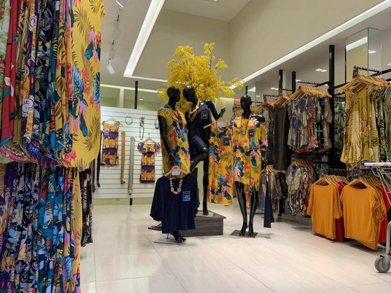 Grife pernambucana Maria Donata abre nova unidade no Shopping Costa Dourada