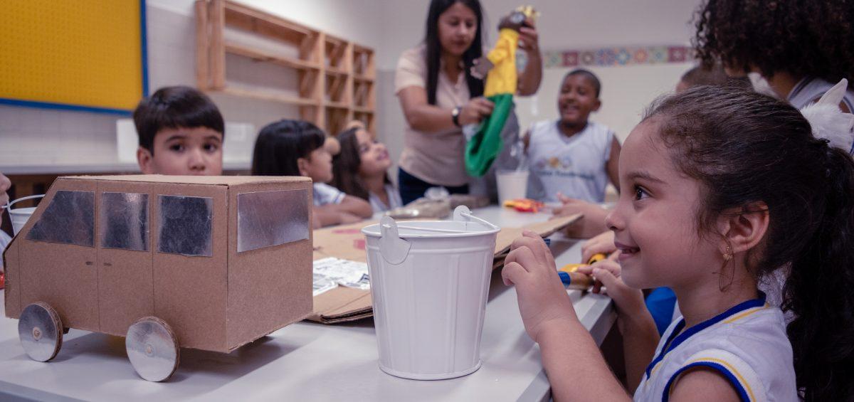 Sesc tem vagas abertas para projeto gratuito de educação para crianças