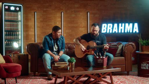 Brahma cria programa para desvendar os bastidores dos grandes astros da música sertaneja, com Jorge e Mateus