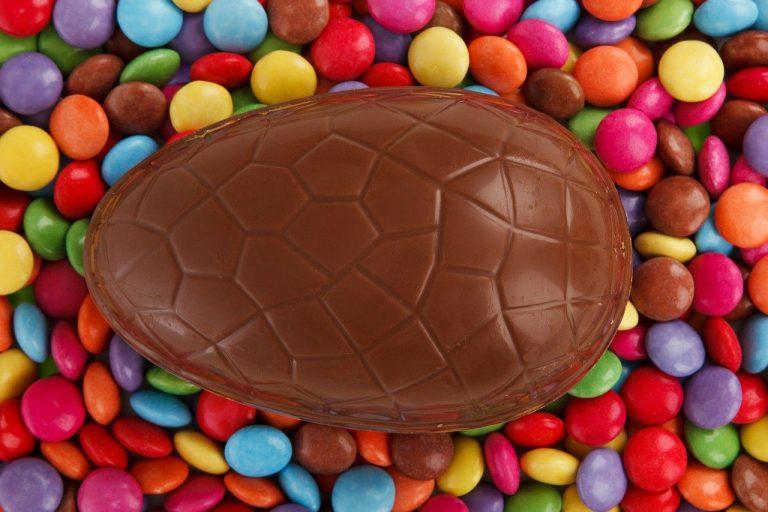 Chocolates fits também marcam presença na Páscoa