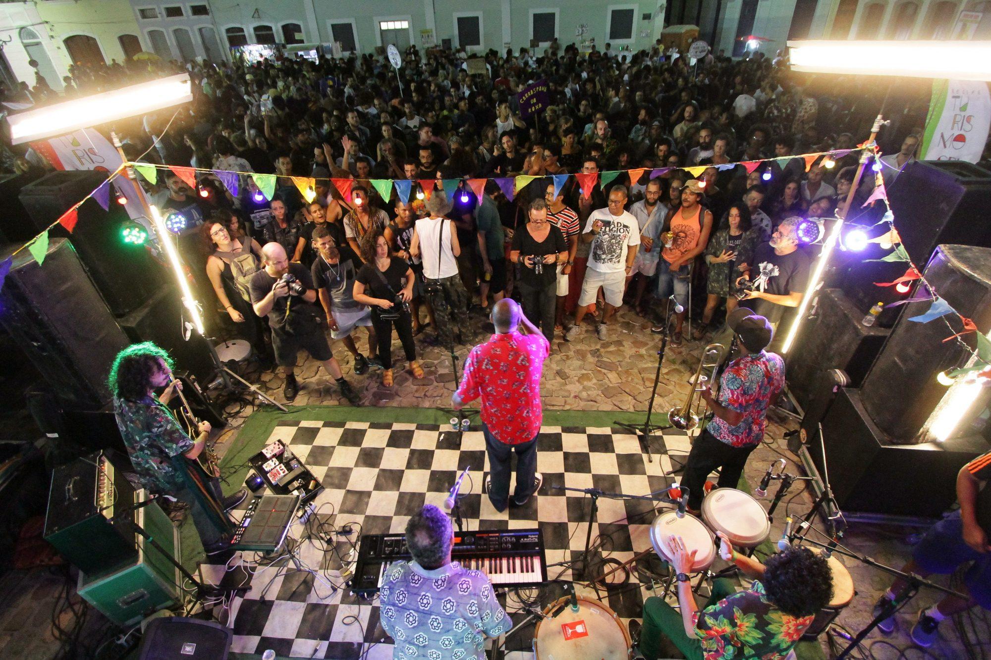 A memória pavimenta novos tempos no Pátio de São Pedro, em Recife