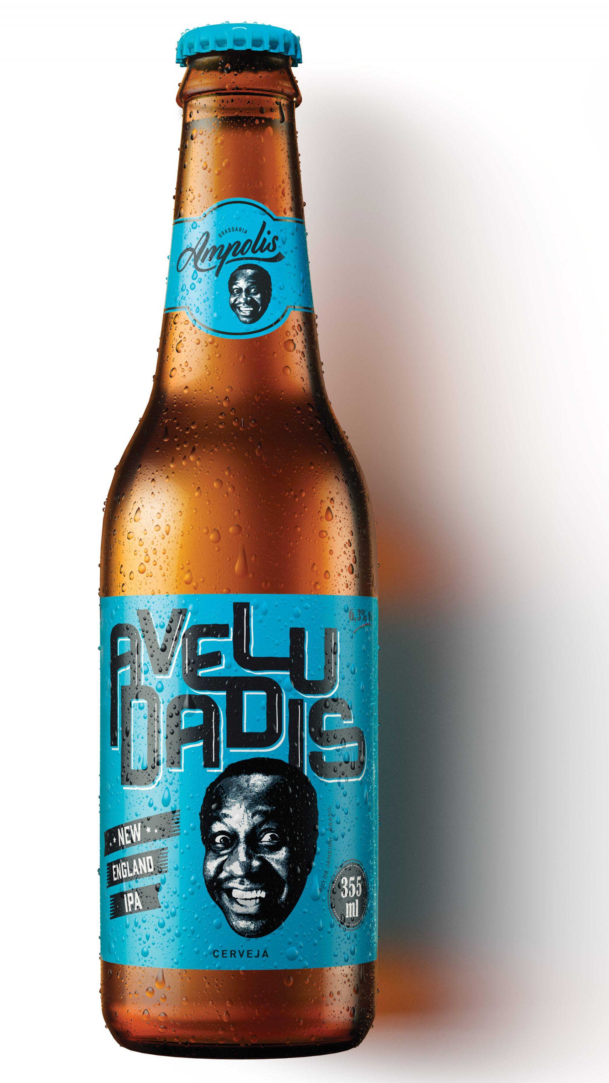 Mussum ganha novo rótulo de presente em seu 80º aniversário: cerveja Aveludadis