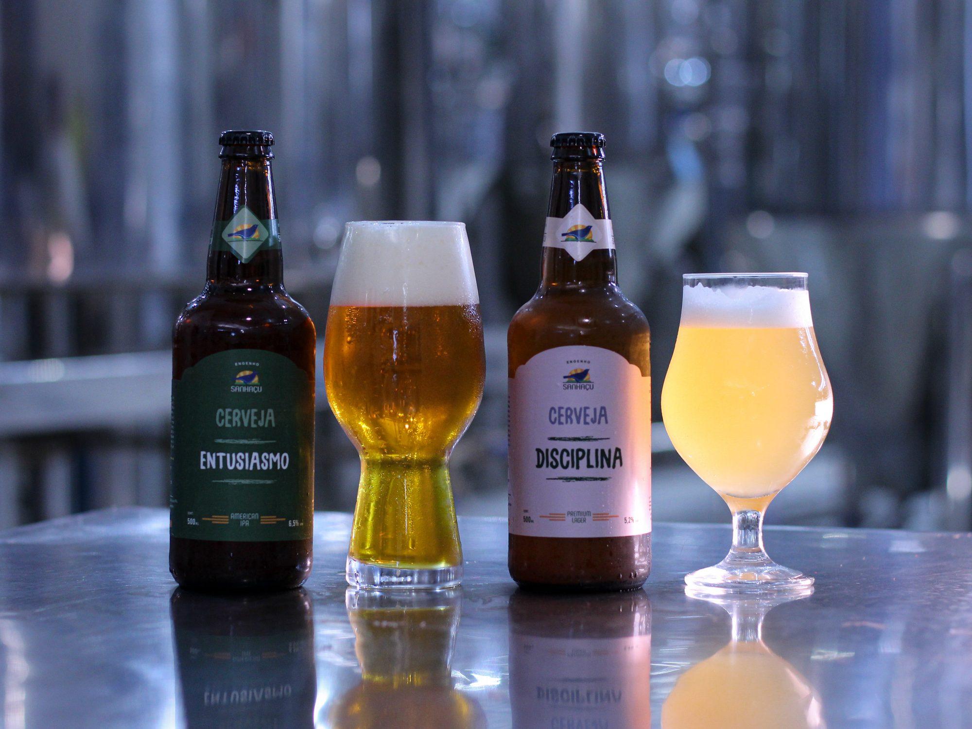 Grupo Sanhaçu investe no ramo de cerveja e chega inovando com entrega de rótulos criativos