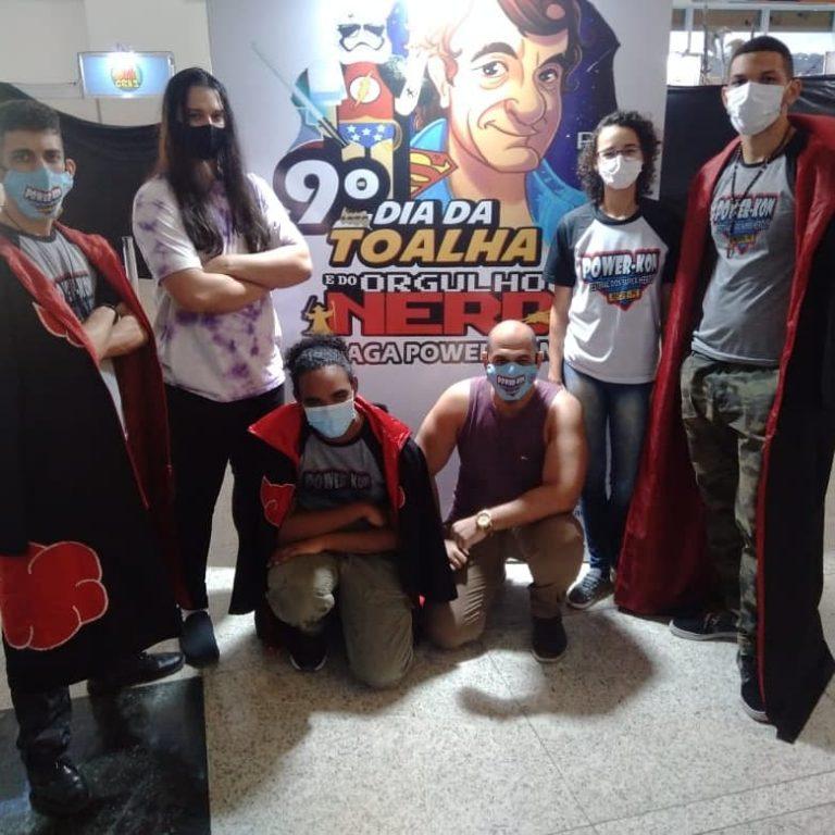 Power-Kon Recife e jovens cumprem sua missão em prol dos profissionais do setor de eventos