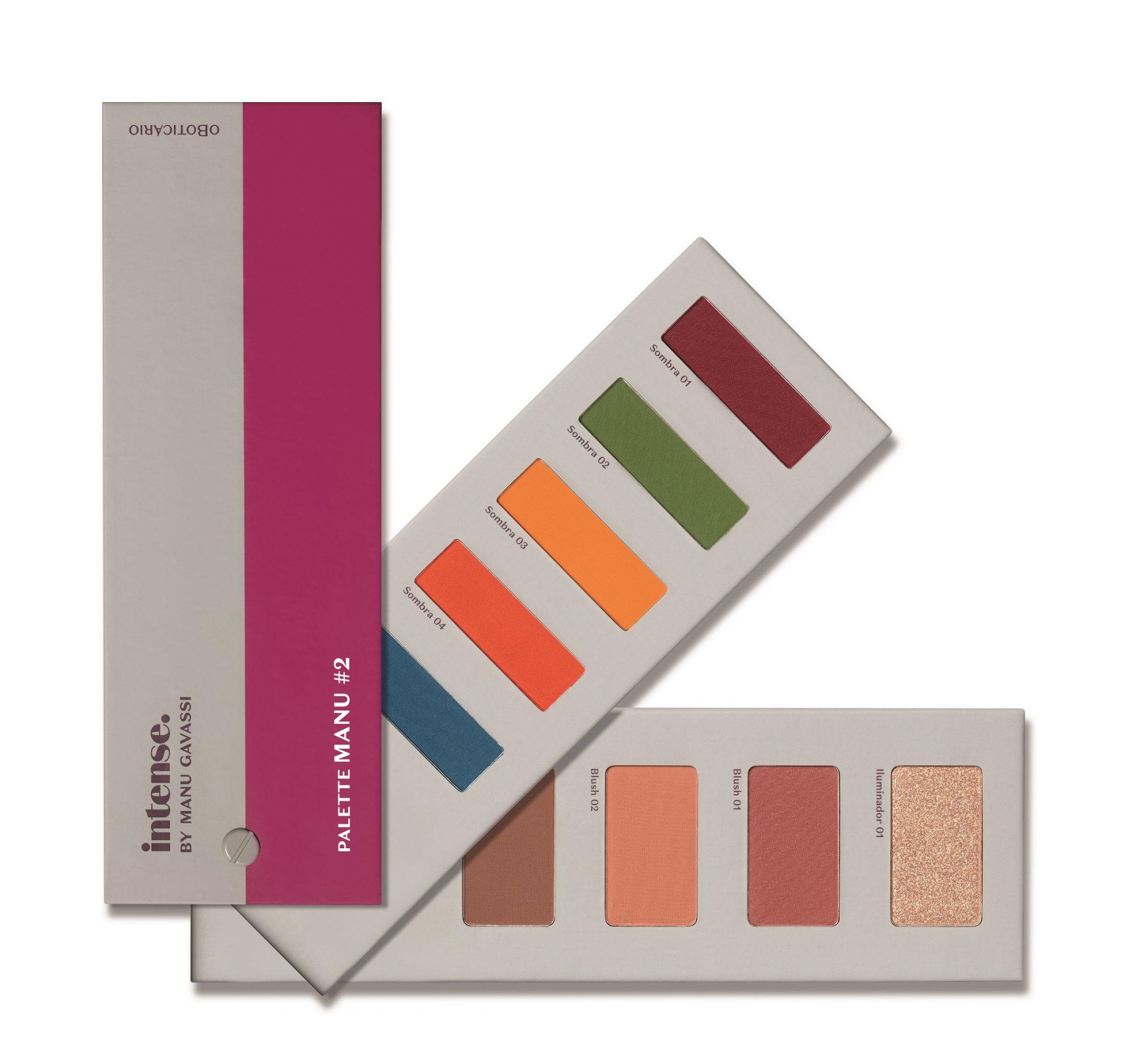 O Boticário e Manu Gavassi apresentam novos itens de maquiagem no maior movimento da linha Intense by Manu Gavassi desde o seu lançamento
