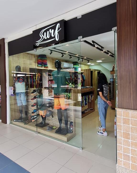 Loja Ssurf inaugura no Shopping Costa Dourada