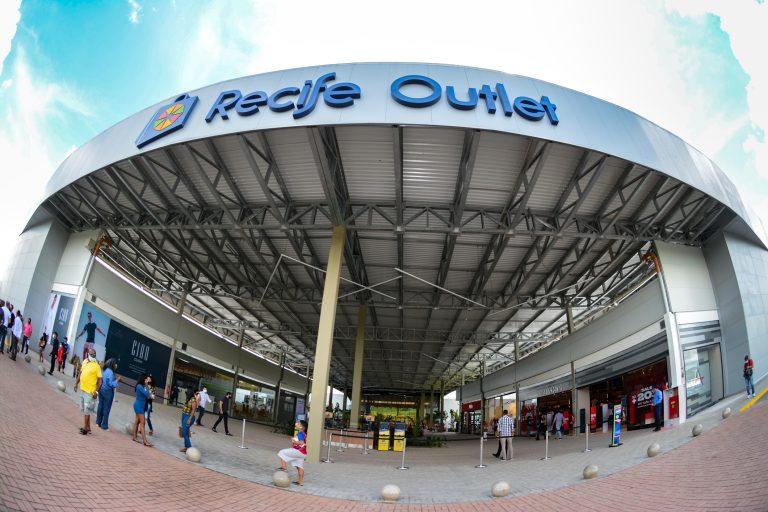 Novas lojas irão aportar no Recife Outlet
