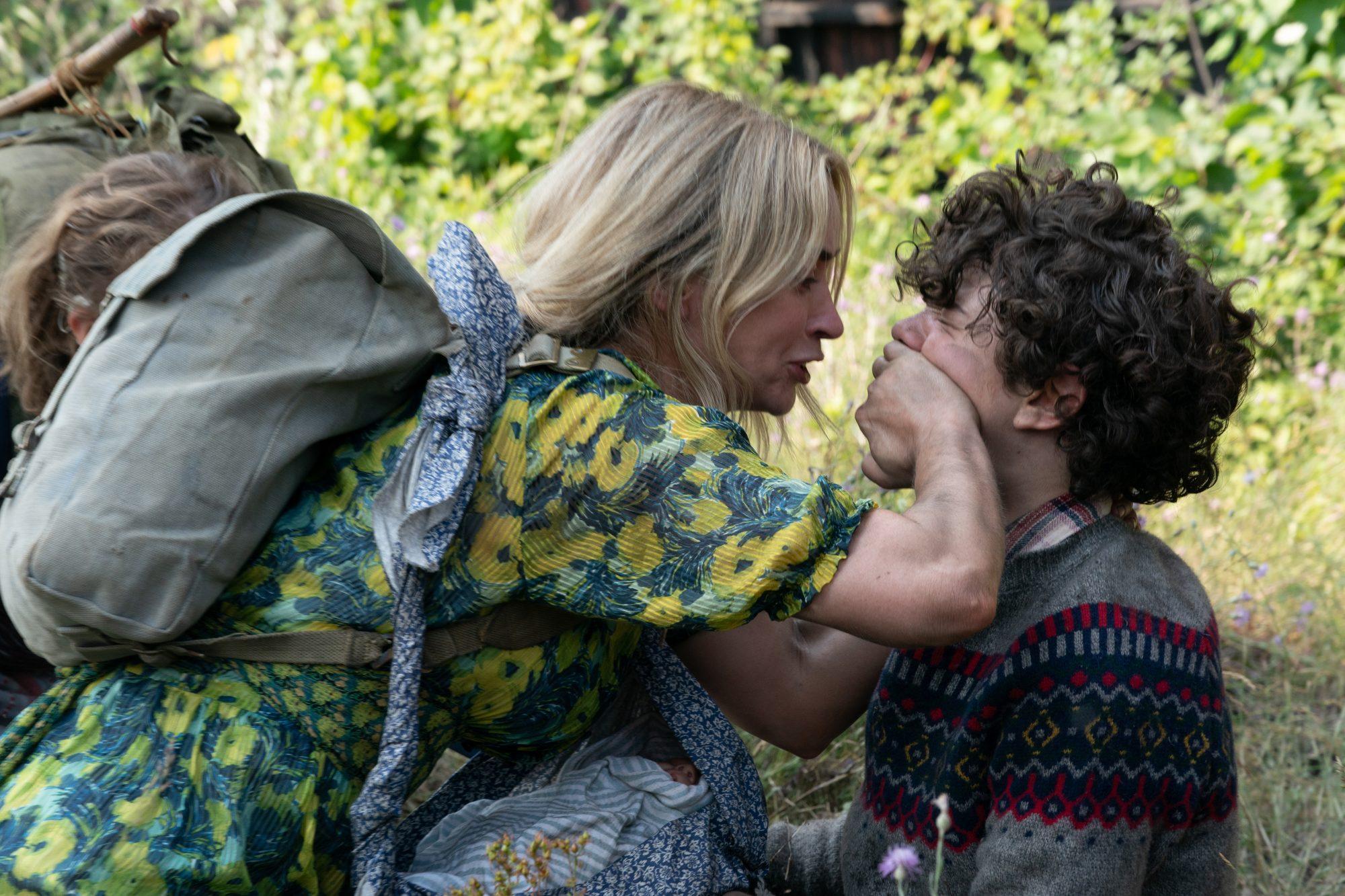 A espera acabou! Paramount lança novo trailer de'Um Lugar Silencioso – Parte II'