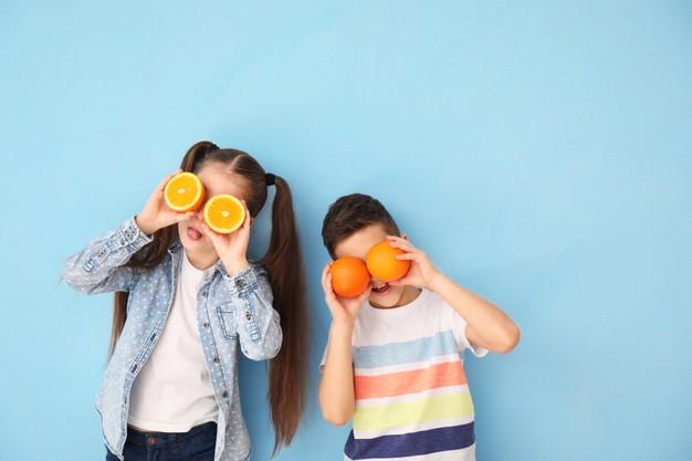 E-book gratuito ensina crianças sobre educação alimentar