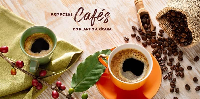 Pão de Açúcar aposta em versões gourmet e em cápsulas para Especial de Cafés de 2021