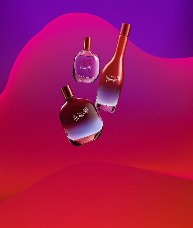 Neurociência na perfumaria: Natura lança Beijo de Humor, fragrância que desperta a atração