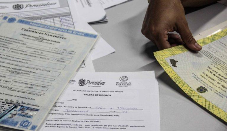 Balcão de Direitos itinerante aporta nesta semana em cidades do Agreste pernambucano