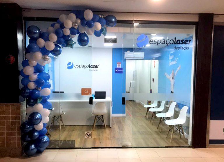 Espaçolaser inaugura nova unidade no Shopping Costa Dourada