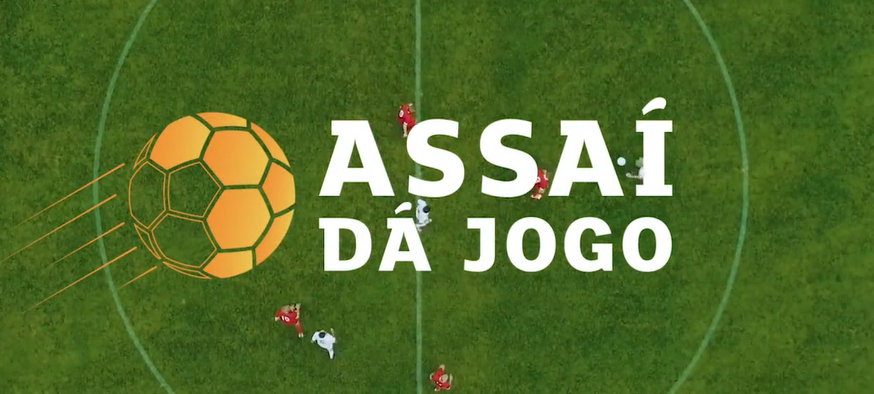ASSAÍ REALIZA CAMPANHA PARA O BRASILEIRÃO 2021