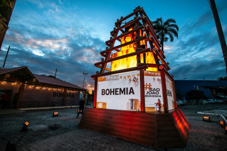 Bohemia convida as pessoas a moverem tradições e aproveitarem o São João 2021