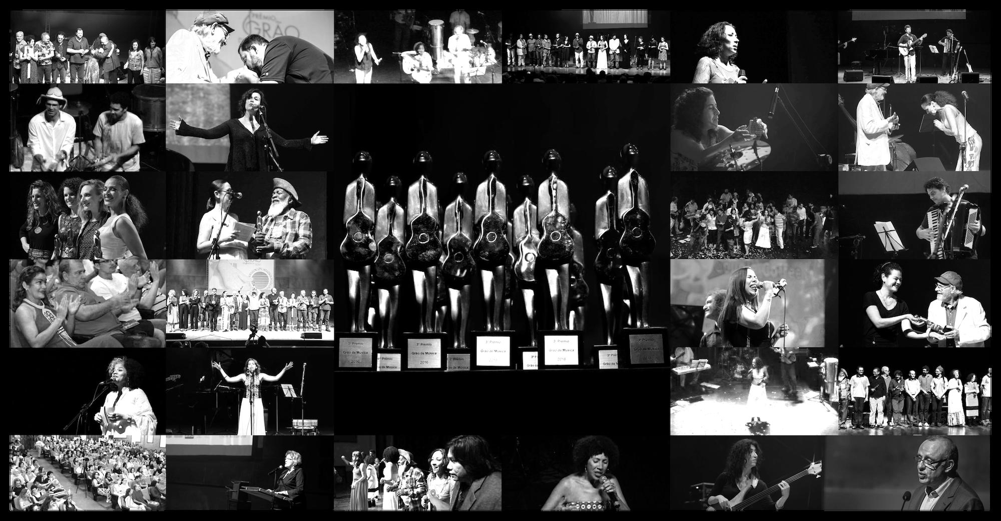 Pernambucano entre os premiados do 8º Prêmio Grão de Música