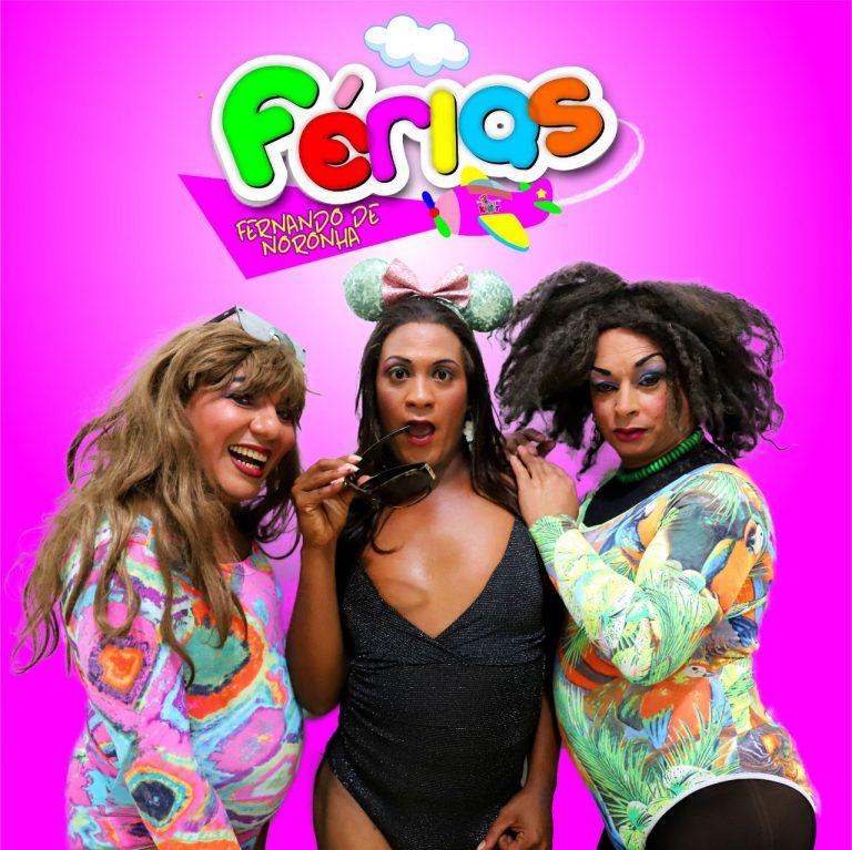 Beshas da Kitnet gravam segunda temporada em Fernando de Noronha
