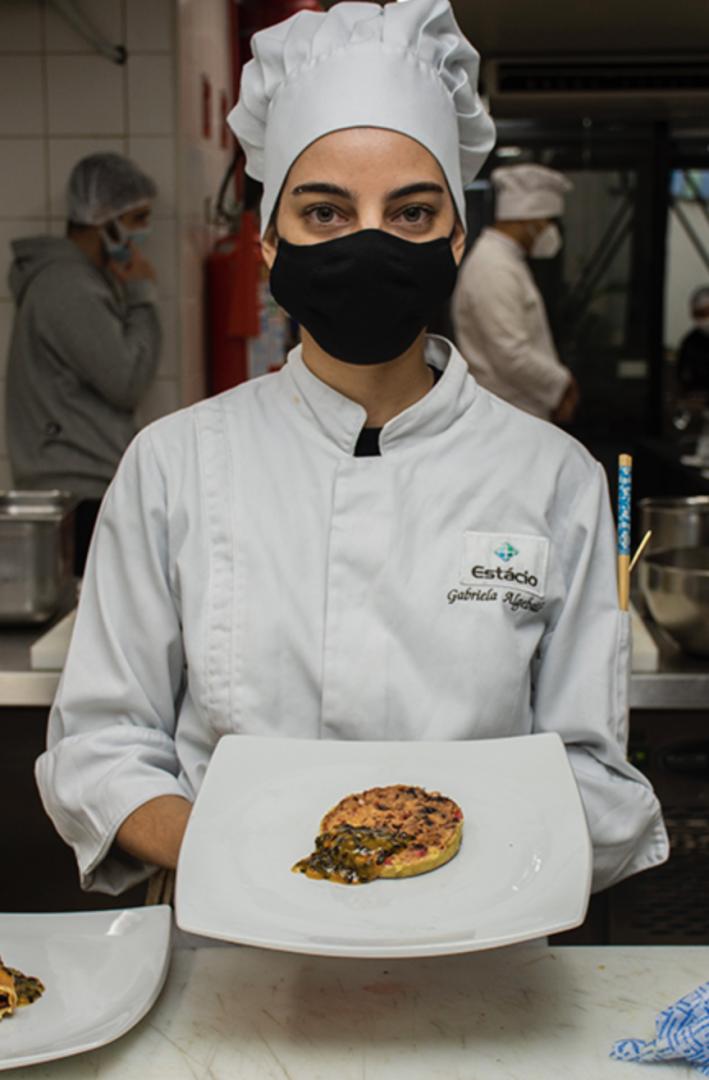 Estácio e Comitê Olímpico do Brasil levam alunos de Gastronomia ao Japão