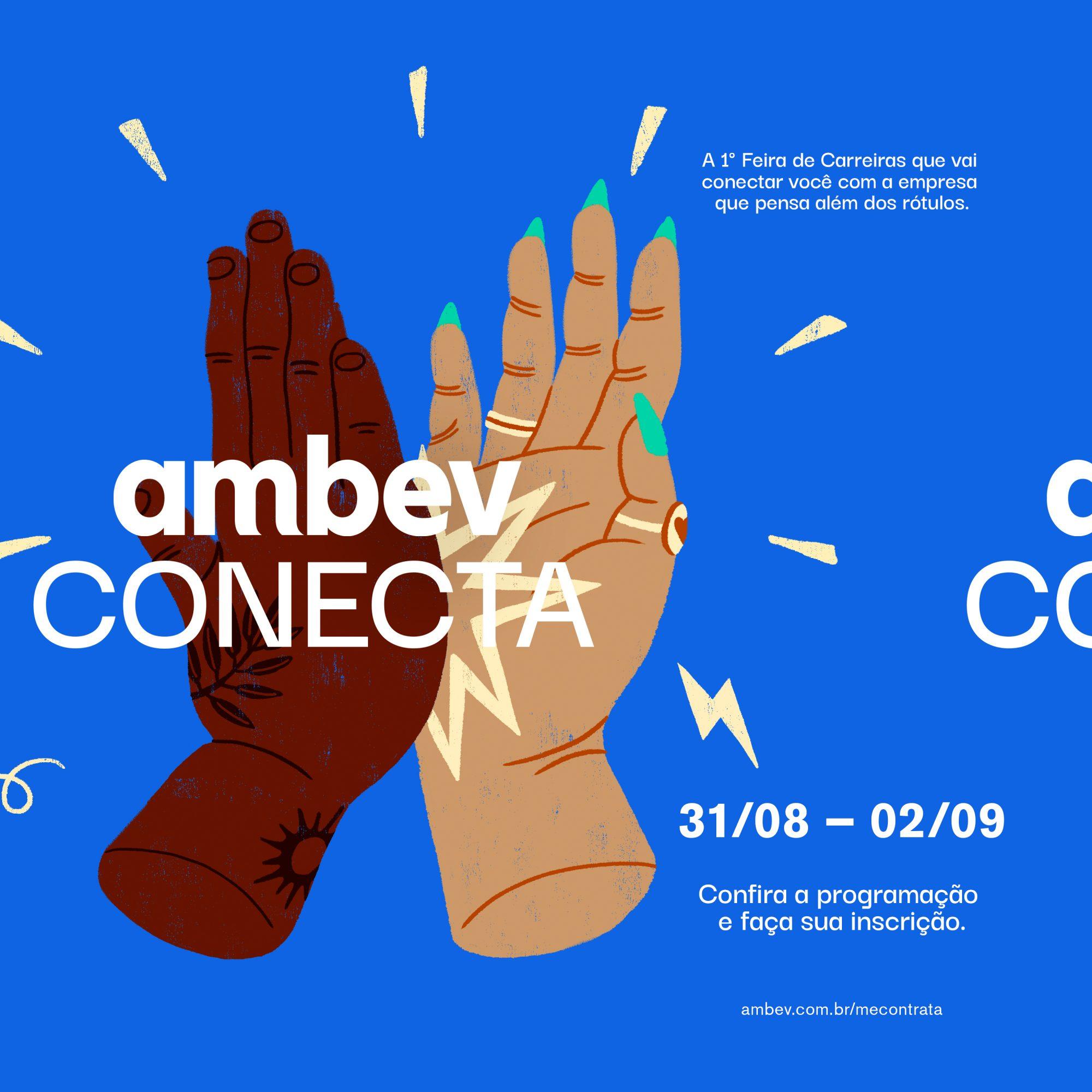 Líderes da Ambev comandam primeira Feira de Carreiras da empresa, online e gratuita