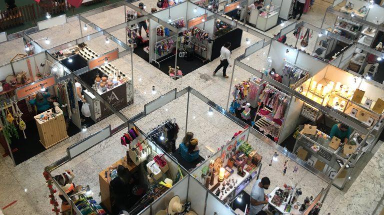 Feira de Artesanato Fitacores aporta no Shopping Patteo Olinda