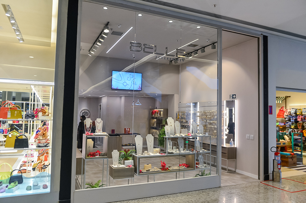 Primeira loja em Pernambuco da Belle Accessoires inaugura no Shopping Patteo Olinda
