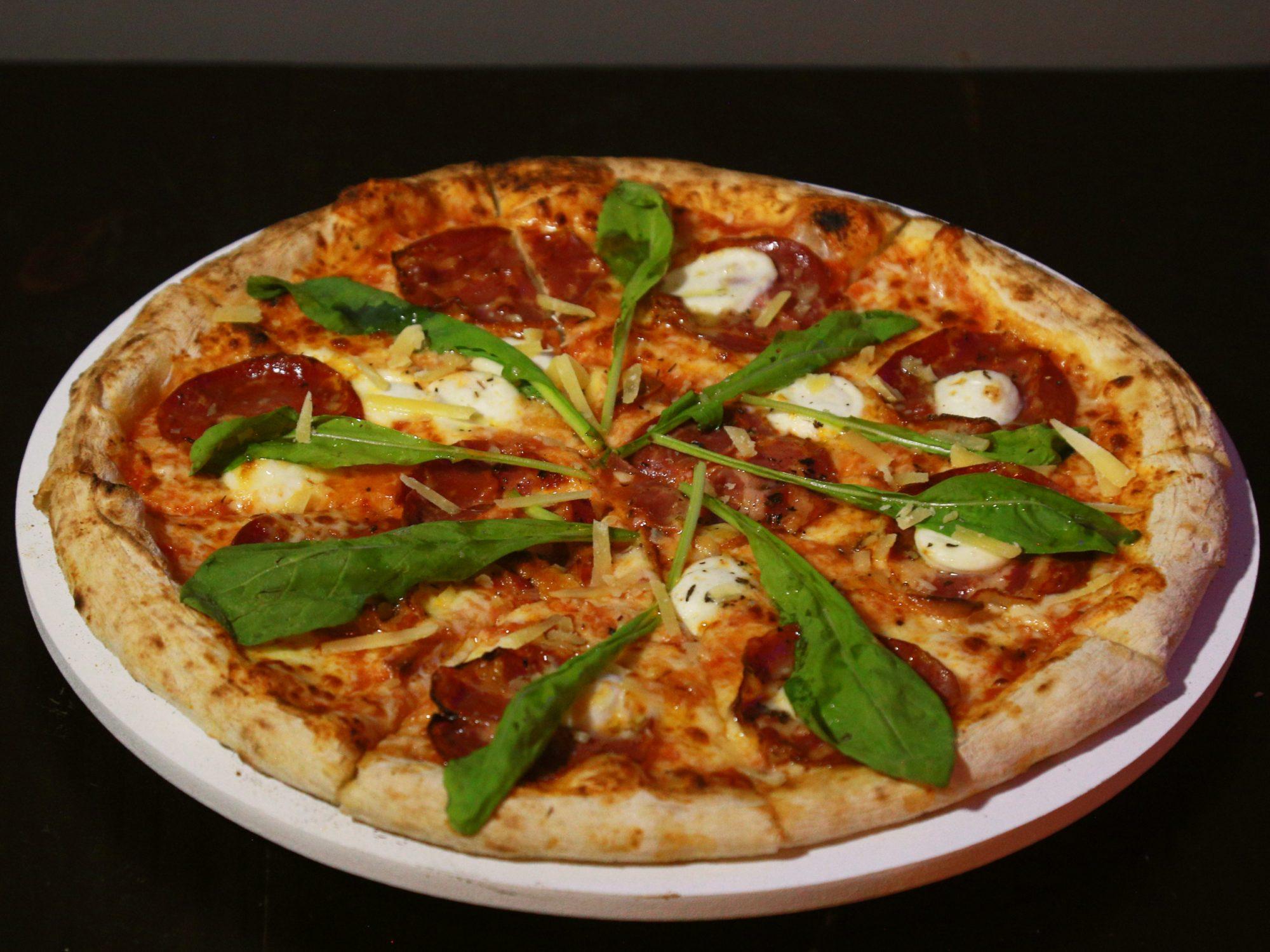 Incentivo a vacina e rodízio de pizza