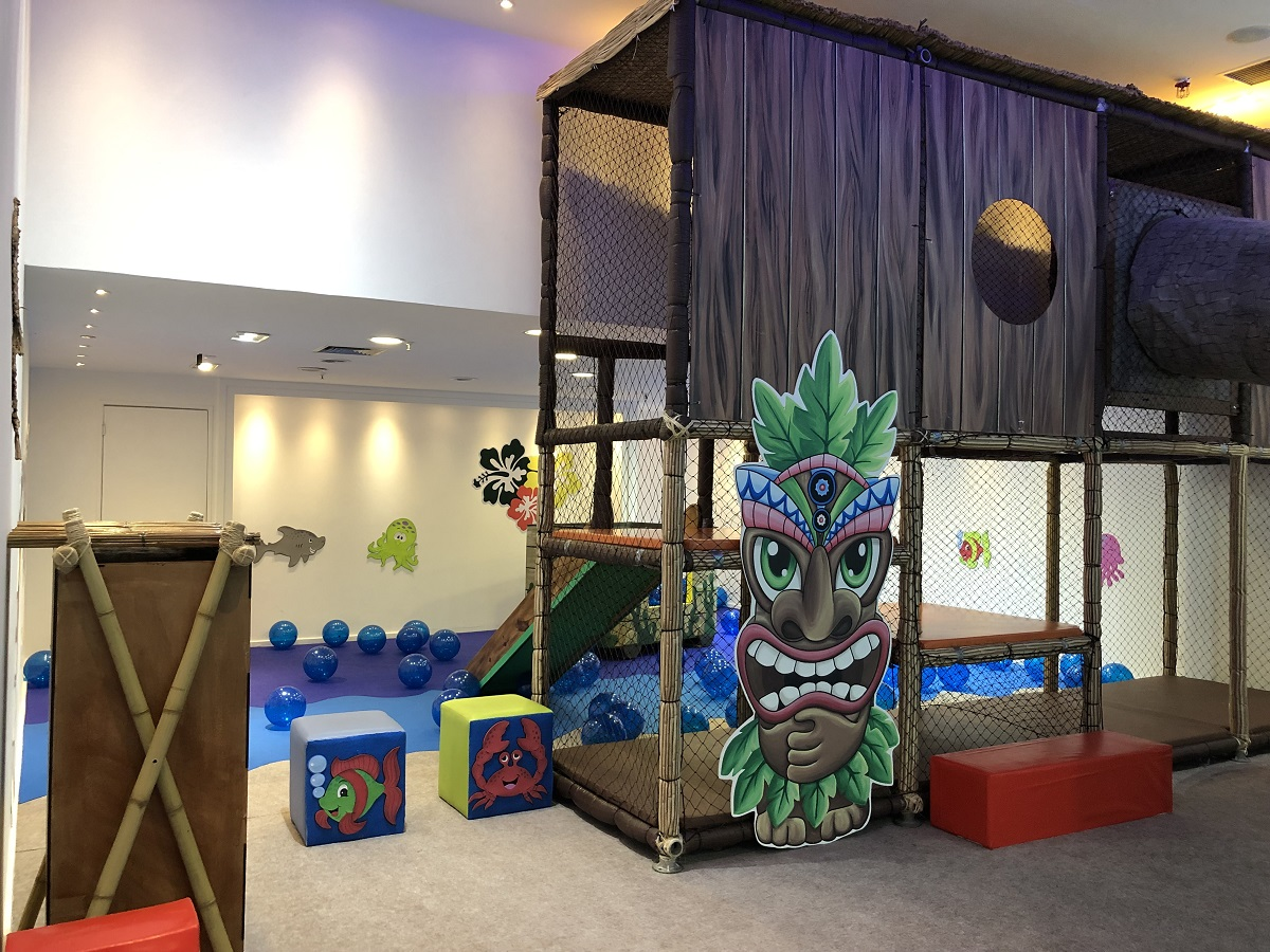 Shopping Tacaruna abre pop-up store para diversão infantil