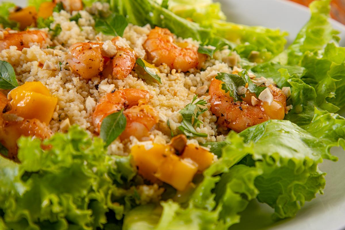 Crepes & Saladas