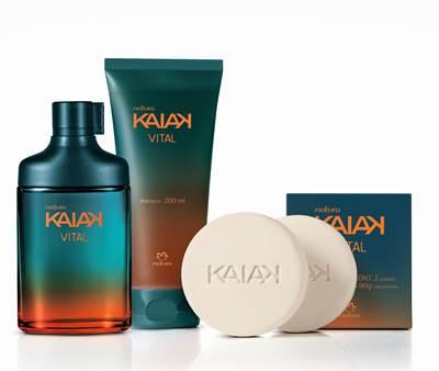 Conheça Kaiak Vital, a nova fragrância da Casa de Perfumaria do Brasil