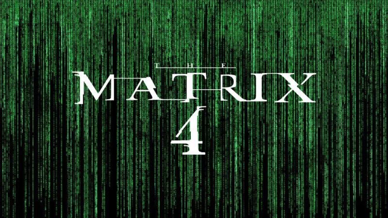 MATRIX RESURRECTIONS TEM TRAILER REVELADO