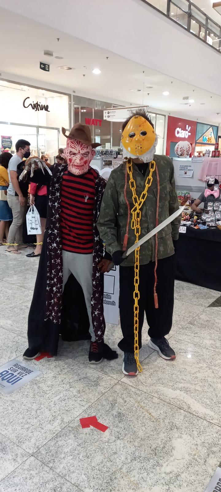Feirão Geek Power-Kon chega a Zona Sul com Edição Especial de Halloween em Novembro no Shopping The Garden Open Mall