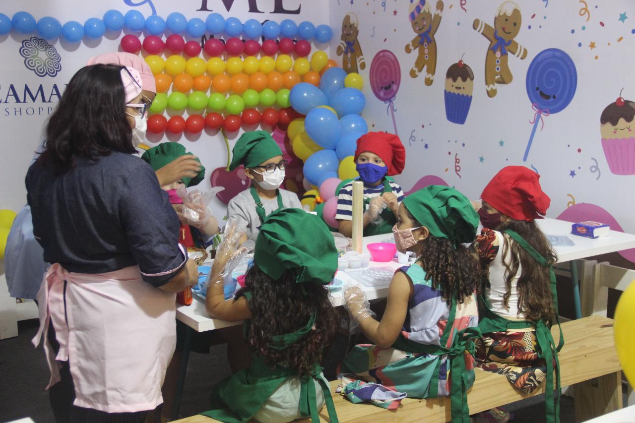Shoppings de Pernambuco continuam celebrando o mês das crianças com programação especial