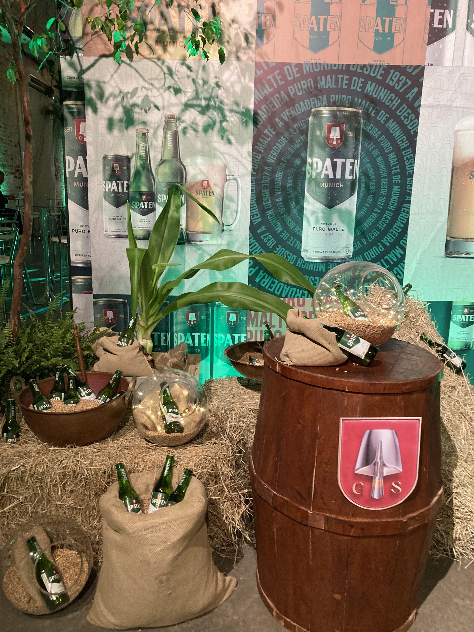 Cerveja Spaten chega em Pernambuco